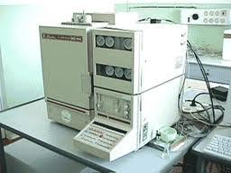 Газожидкостный хроматограф