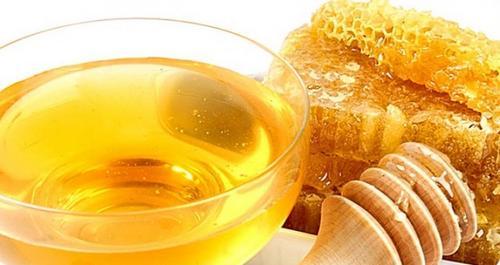 Мед при лечении заболевания