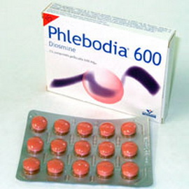 Флебодиа 600