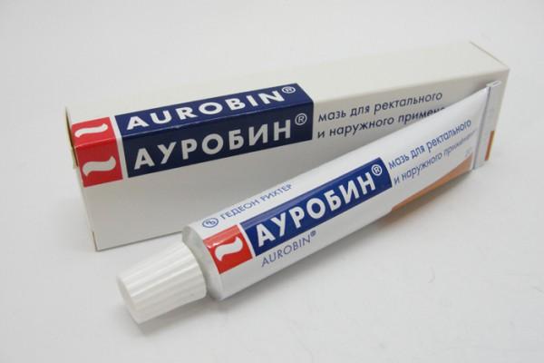 Ауробин от геморроя