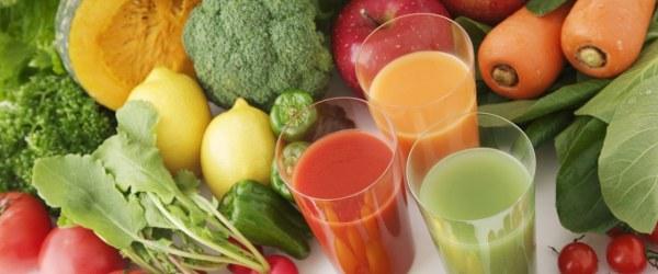 Фрукты и овощи при геморрое