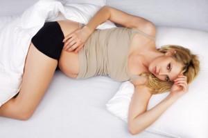 Геморрой часто проявляется при беременности