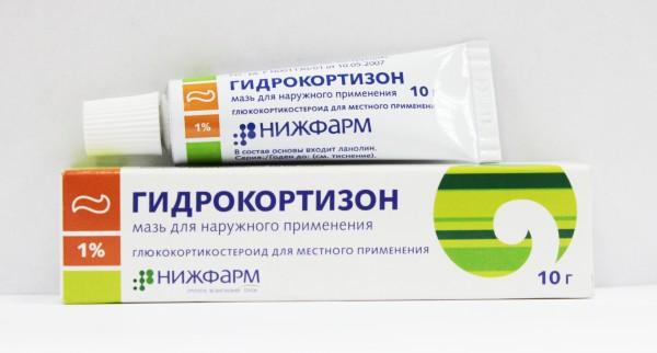 Гидрокортизон от геморроя