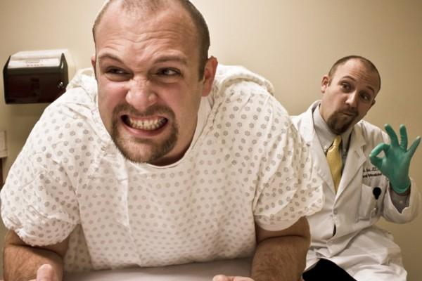 Боли в заднем проходе у мужчины при простатите