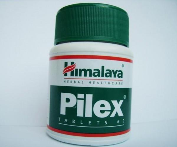 Таблетки пайлекс