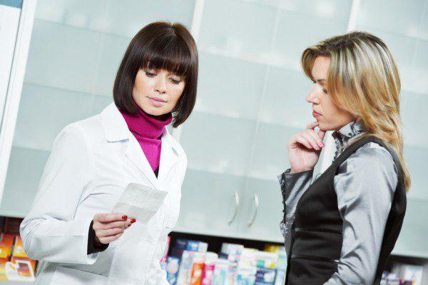 Ознакомление с аннотацией к препарату